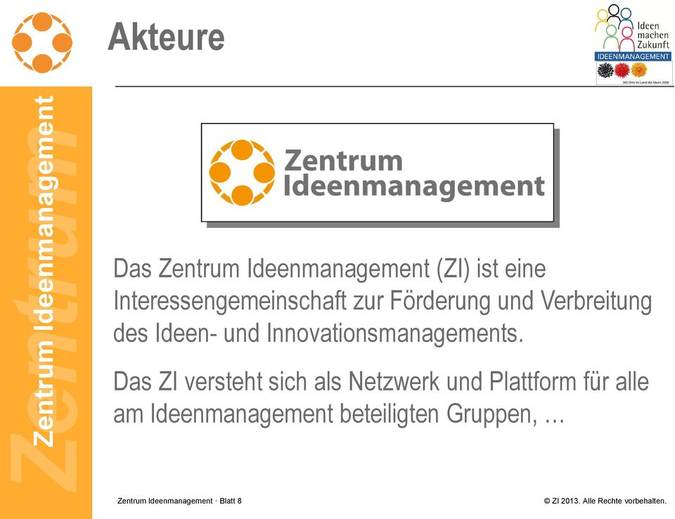 Innovationsmanagements.
