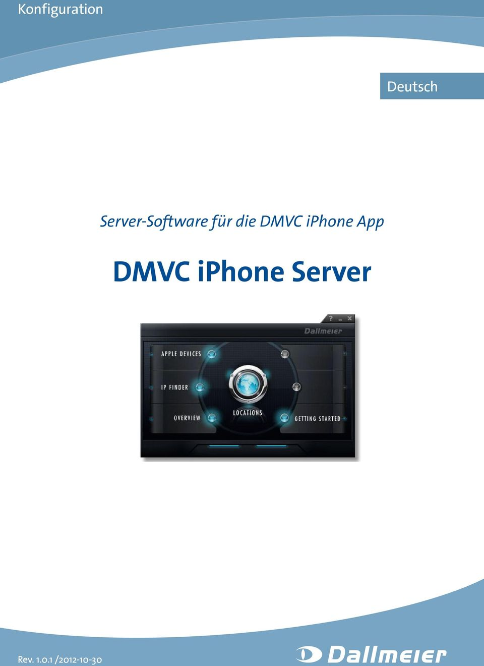 DMVC iphone App DMVC