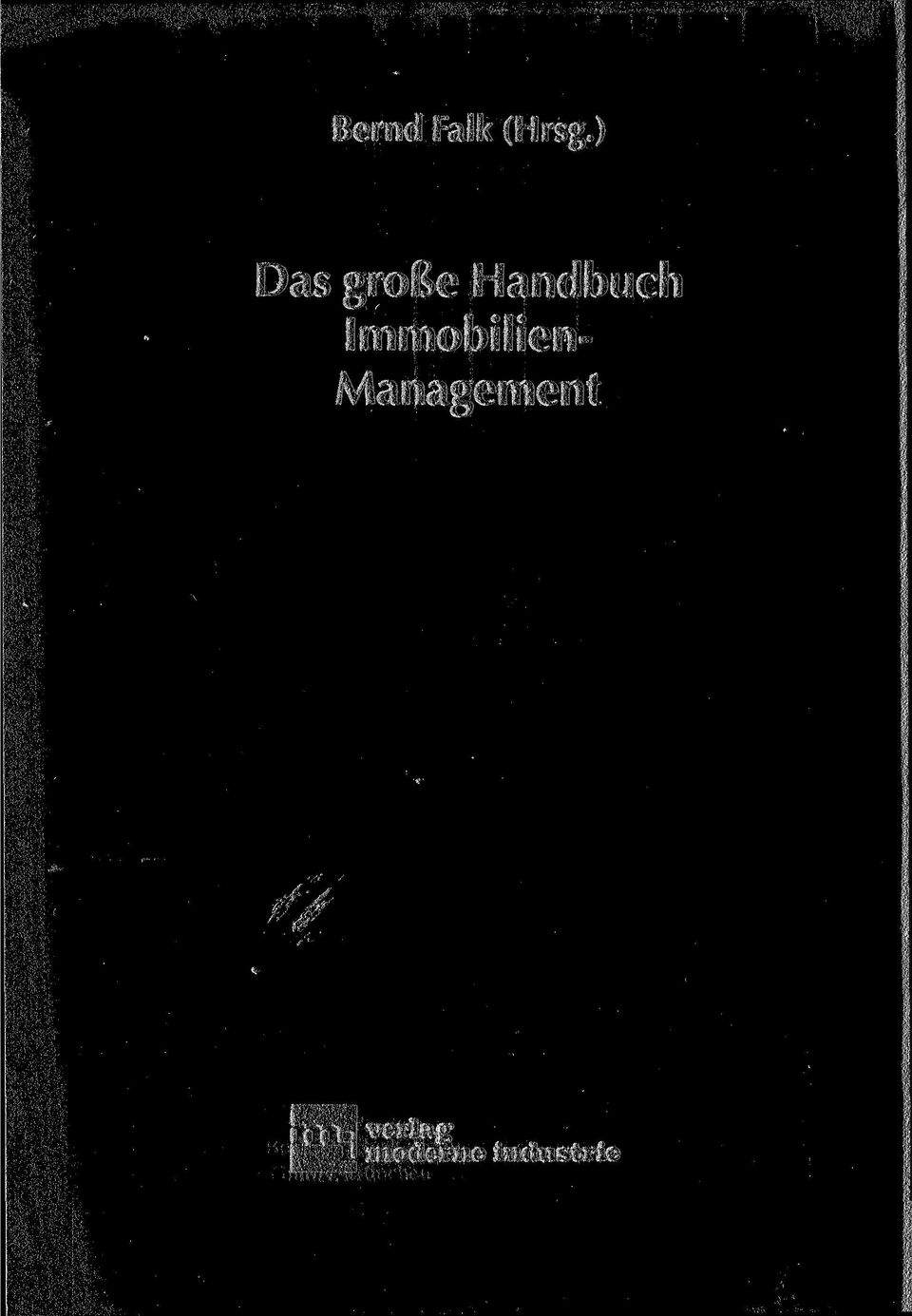 Immobilien- Management