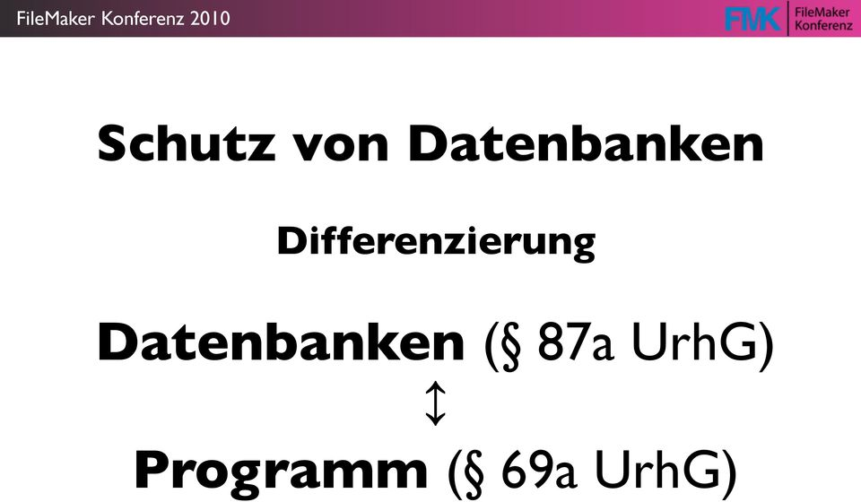 Differenzierung  (