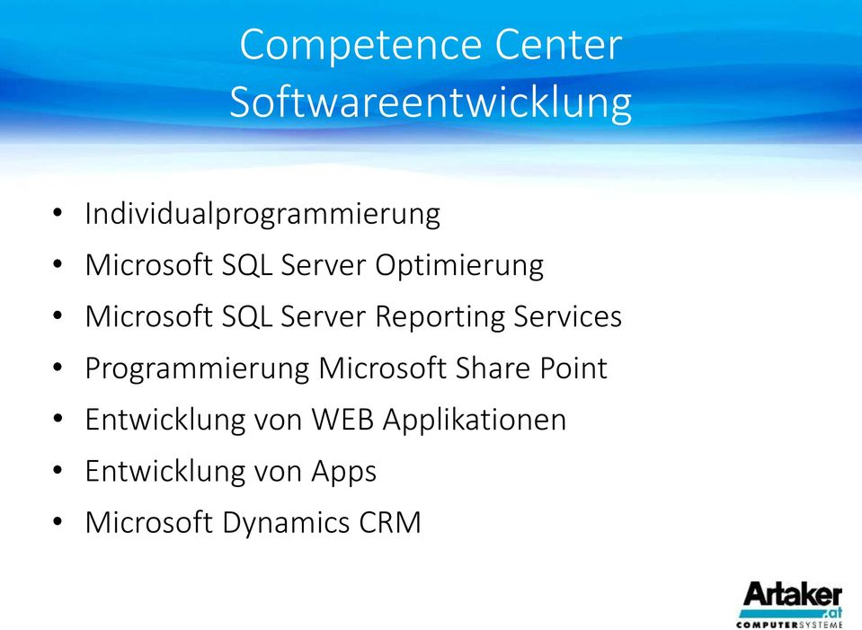 Reporting Services Programmierung Microsoft Share Point