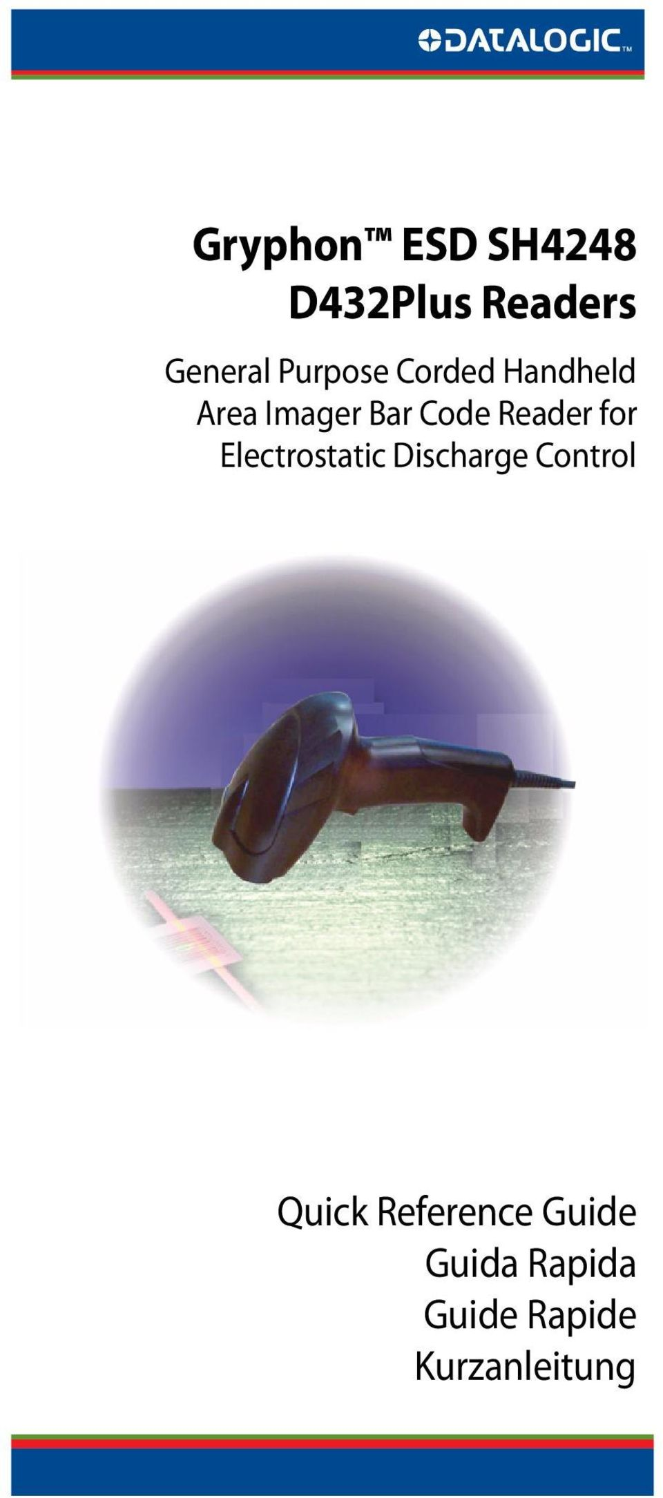 Reader for Electrostatic Discharge Control Quick