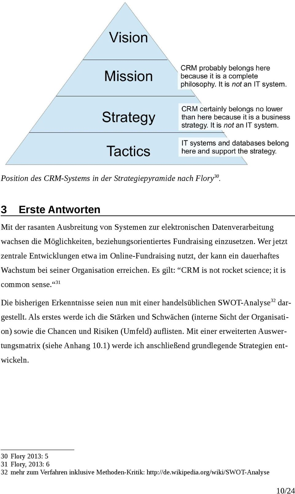 Wer jetzt zentrale Entwicklungen etwa im Online-Fundraising nutzt, der kann ein dauerhaftes Wachstum bei seiner Organisation erreichen. Es gilt: CRM is not rocket science; it is common sense.
