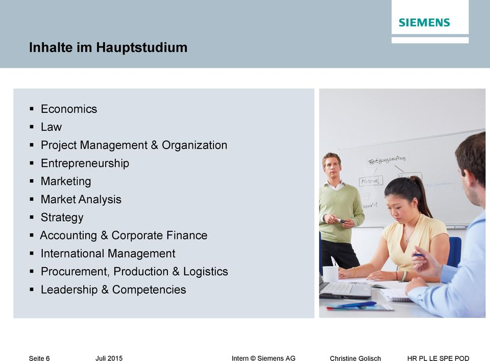 Accounting & Corporate Finance International Management