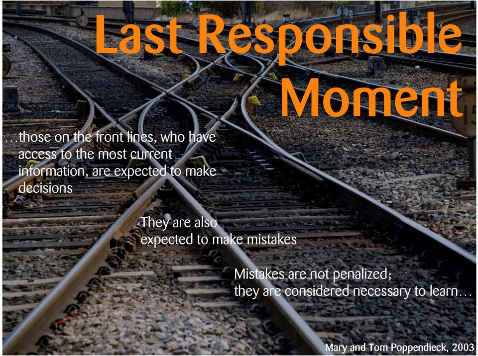 also expected to make mistakes Moment Mistakes are not penalized;