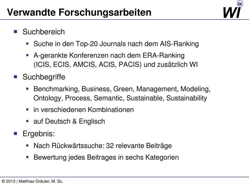 Management, Modeling, Ontology, Process, Semantic, Sustainable, Sustainability in verschiedenen Kombinationen auf