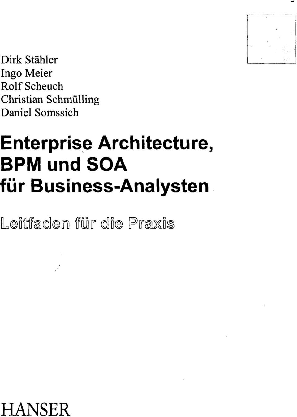 Somssich Enterprise Architecture,
