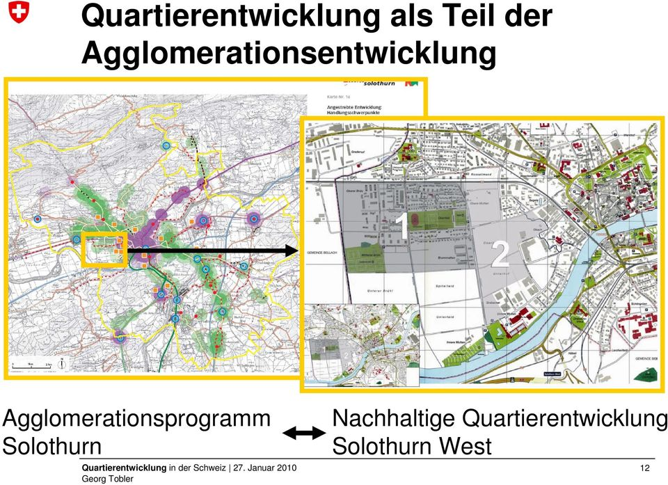 Agglomerationsprogramm Solothurn