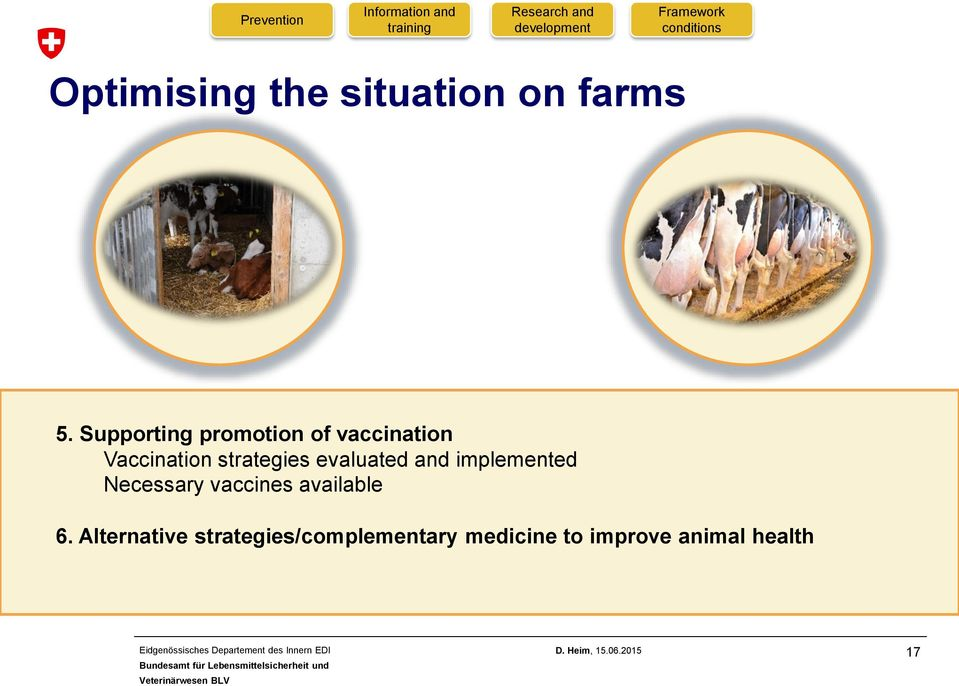 Supporting promotion of vaccination Vaccination strategies evaluated and