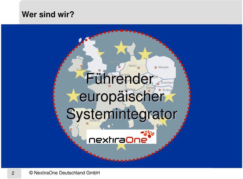 Systemintegrator 2 Name,