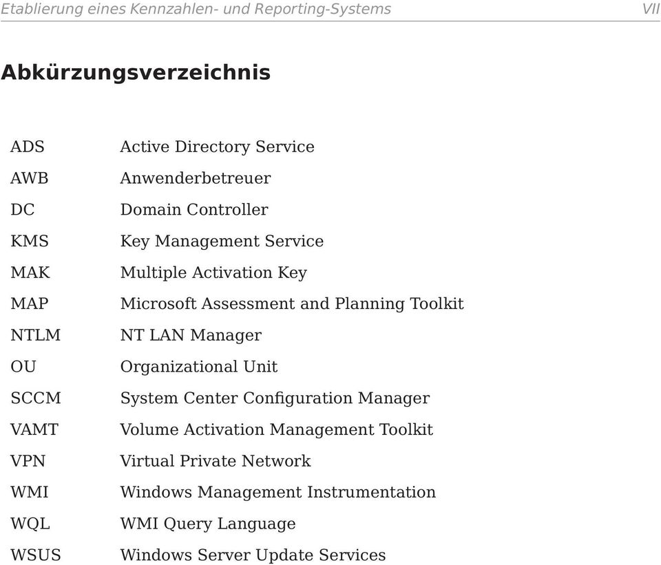 Microsoft Assessment and Planning Toolkit NT LAN Manager Organizational Unit System Center Configuration Manager Volume