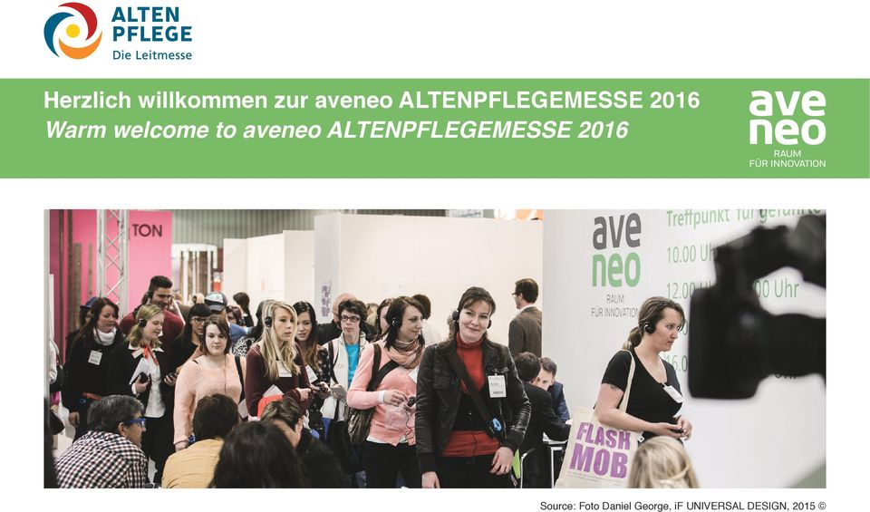 aveneo ALTENPFLEGEMESSE 2016 Source: