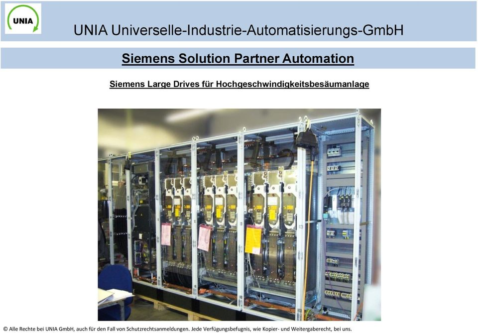 Siemens Large Drives