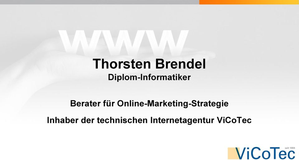 für Online-Marketing-Strategie