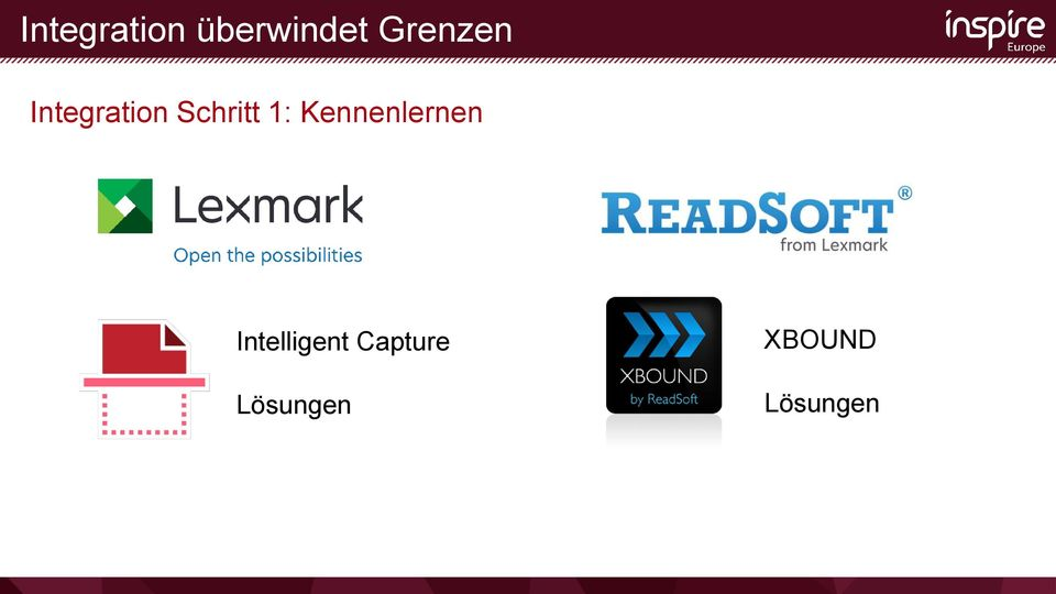 1: Kennenlernen Intelligent