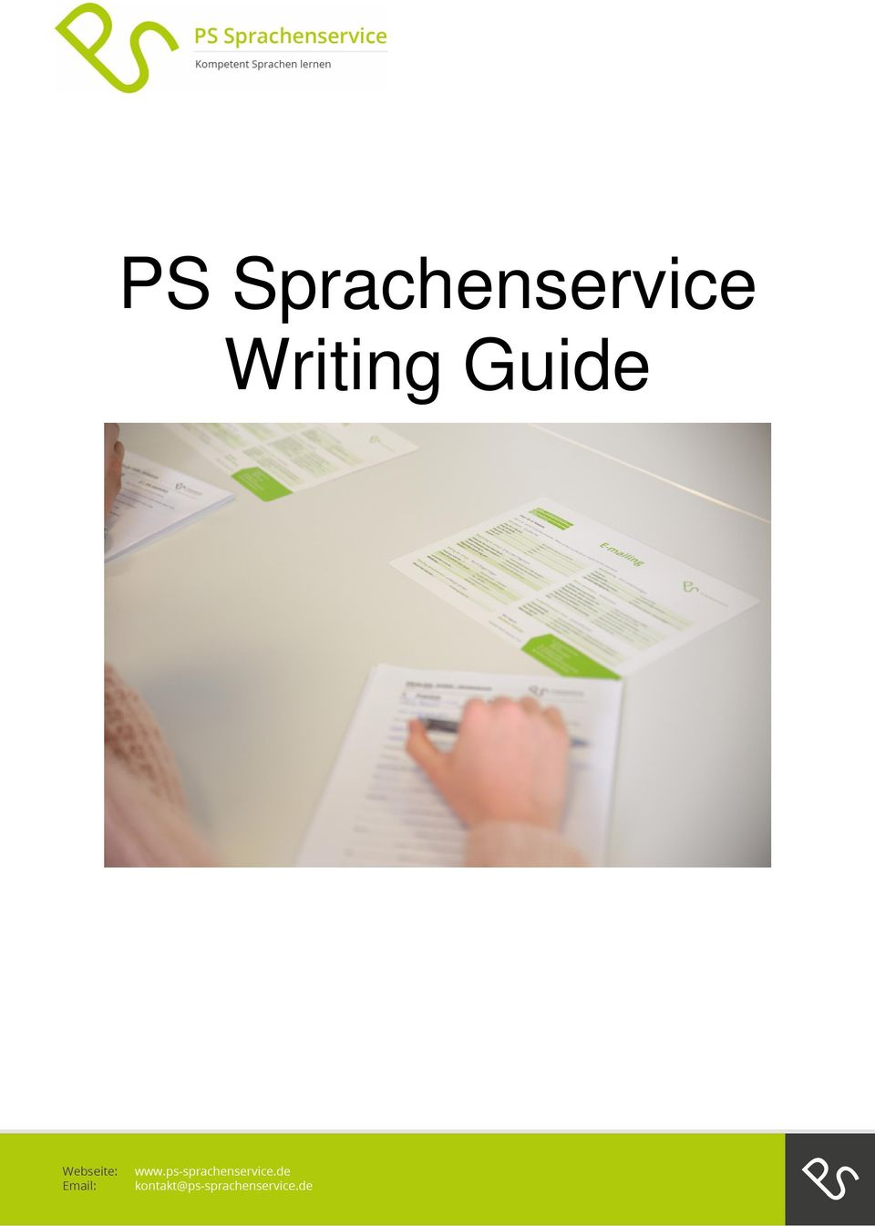 "ps in writing The 4 ps will help you get it right the four ""p"" approach: a persuasive writing structure that works persuasive writing begins with the ending in mind."