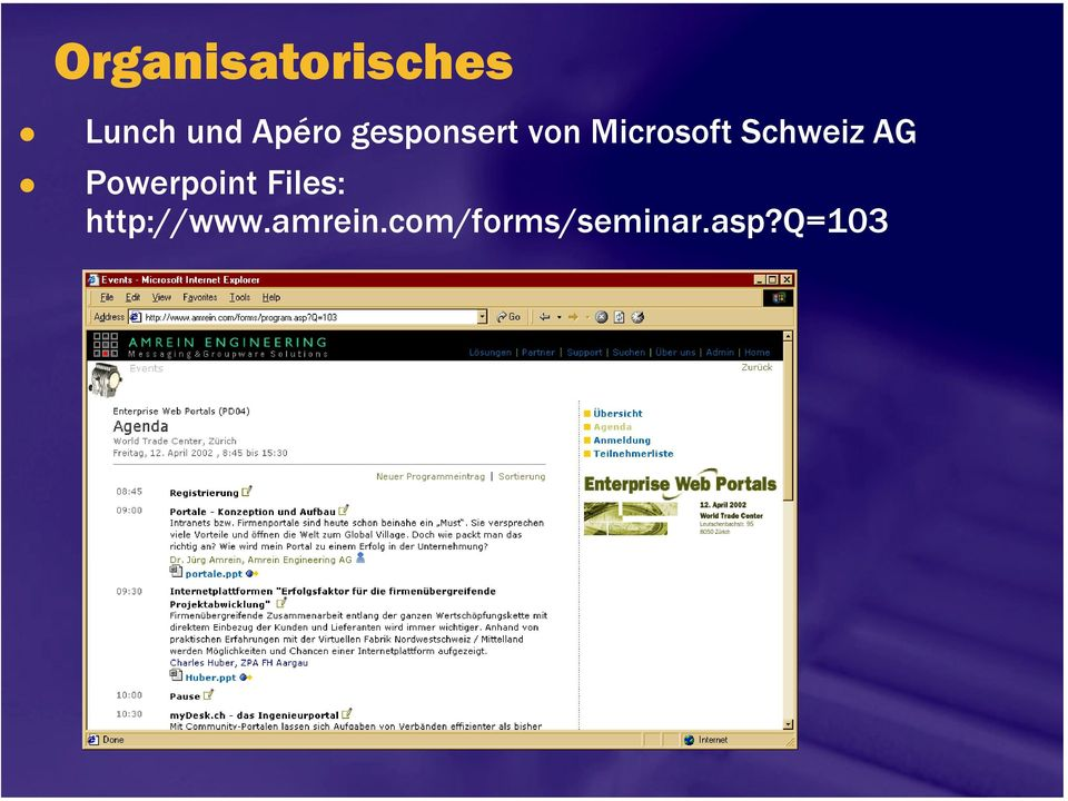 AG Powerpoint Files: http://www.