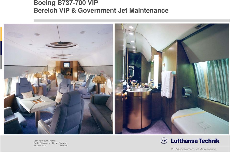 Government Jet