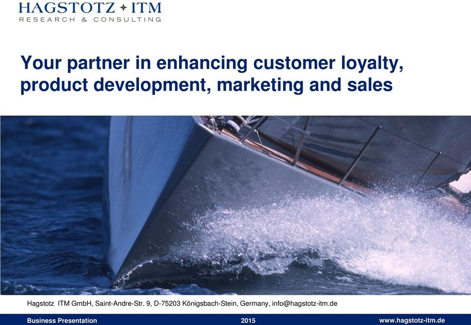 loyalty, product development, marketing and