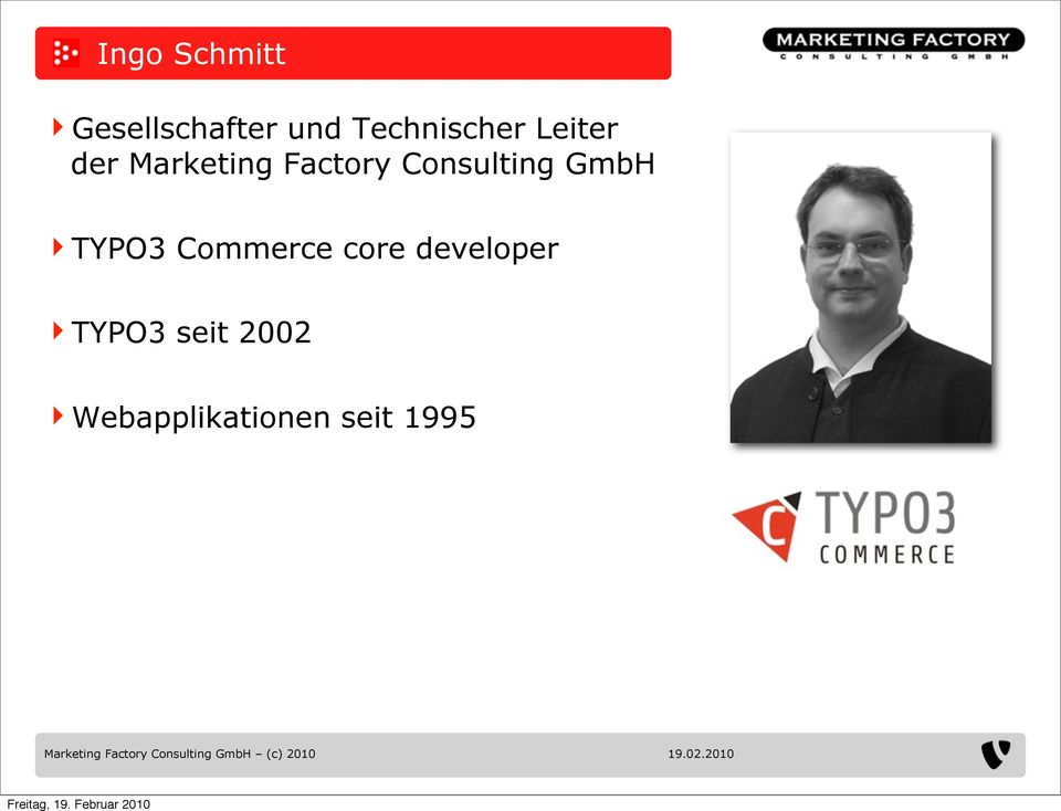 Consulting GmbH TYPO3 Commerce core