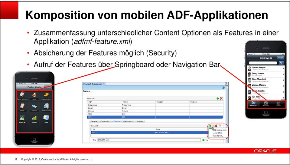 Applikation (adfmf-feature.