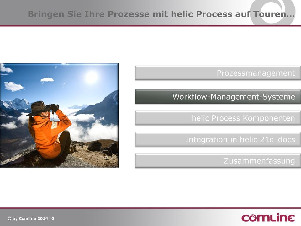 Workflow-Management-Systeme helic Process