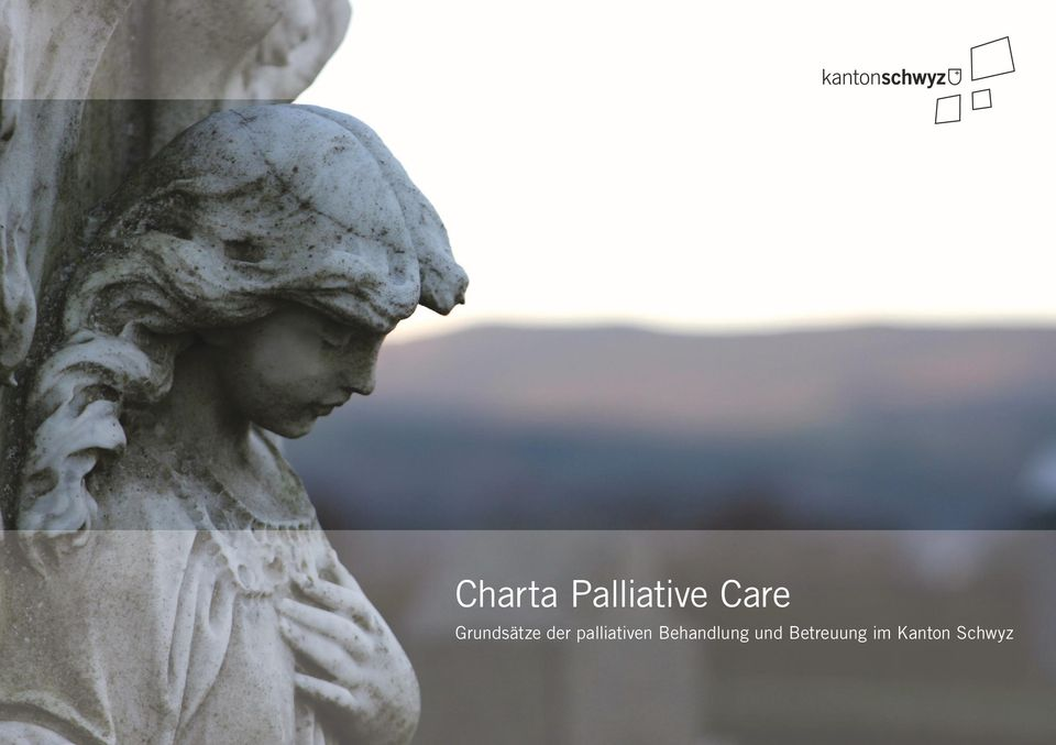 palliativen Behandlung