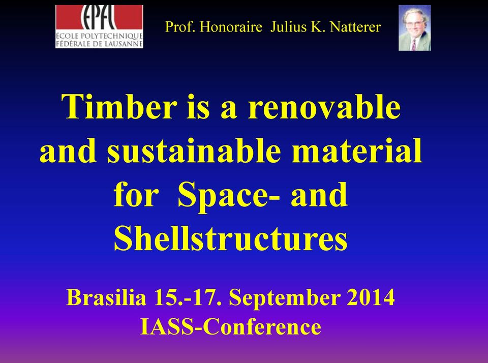 and Shellstructures Brasilia 15.