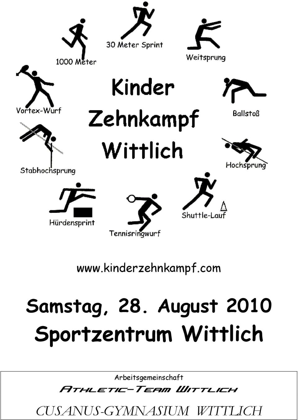 August 2010 Sportzentrum Wittlich