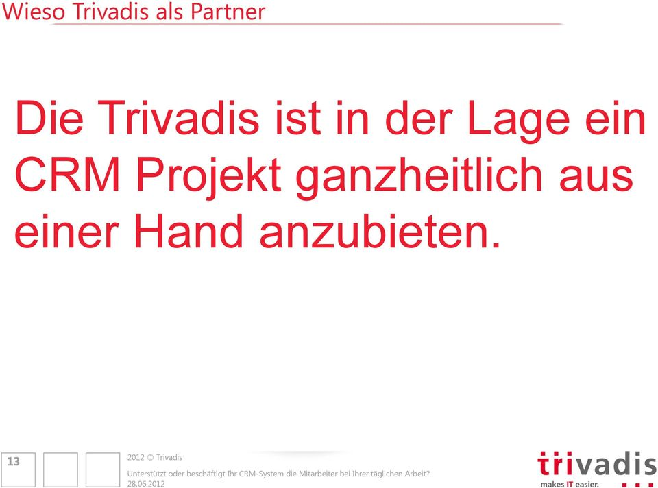 IIS Application Server Web Services Integration Trivadis Portfolio Reporting Services 13 2012