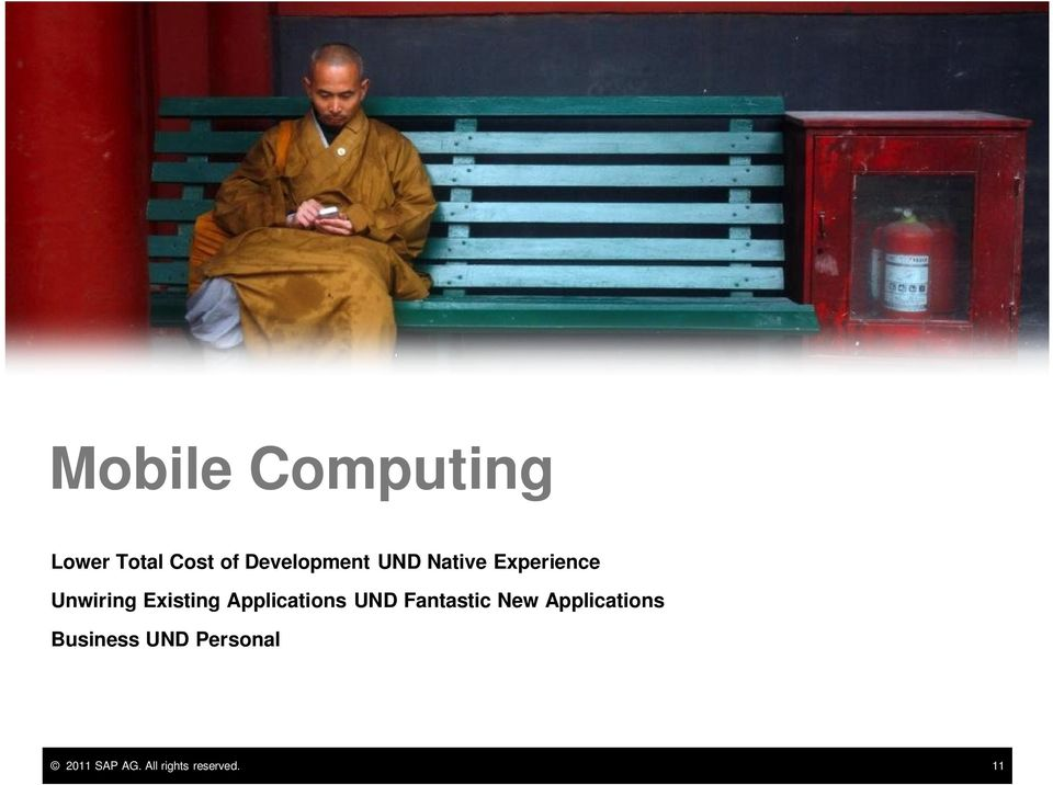 Existing Applications UND Fantastic New