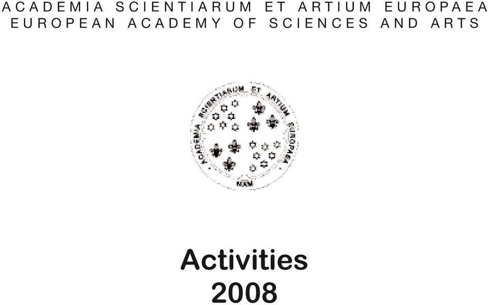 EUROPEAN ACADEMY OF