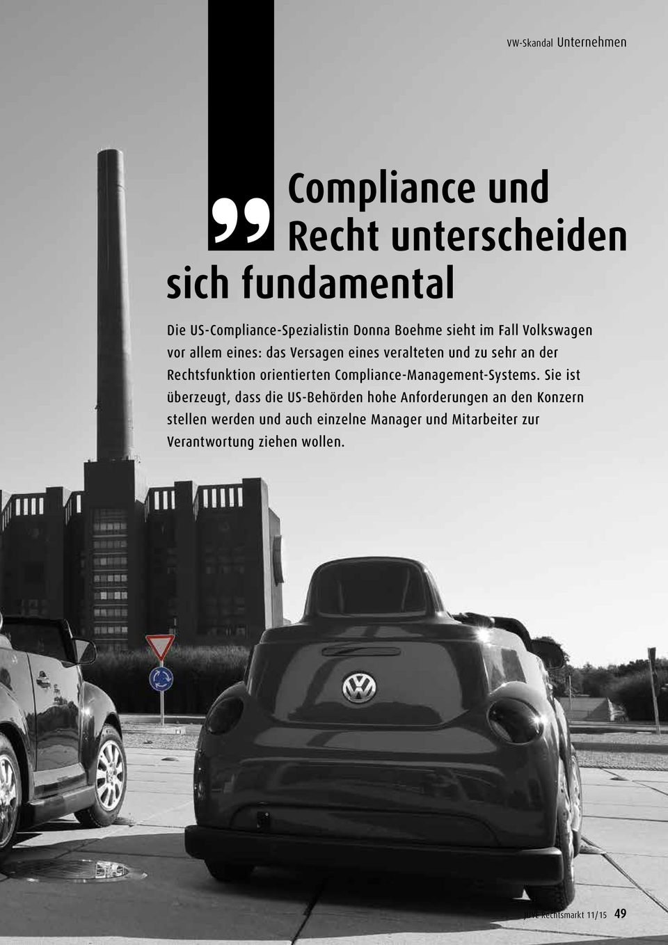 orientierten Compliance-Management-Systems.