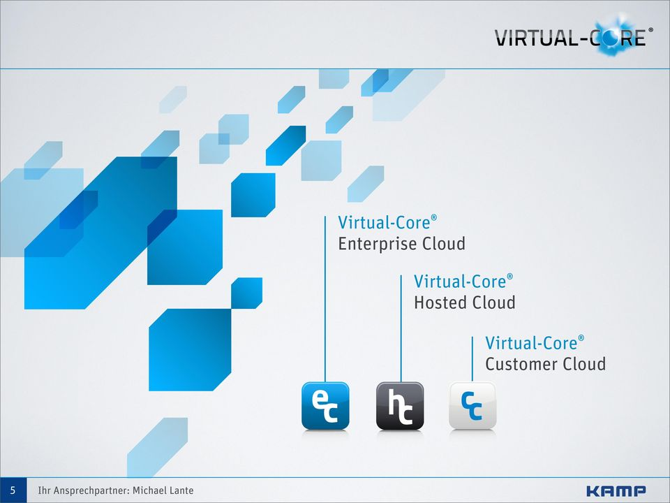 Hosted Cloud cc 5