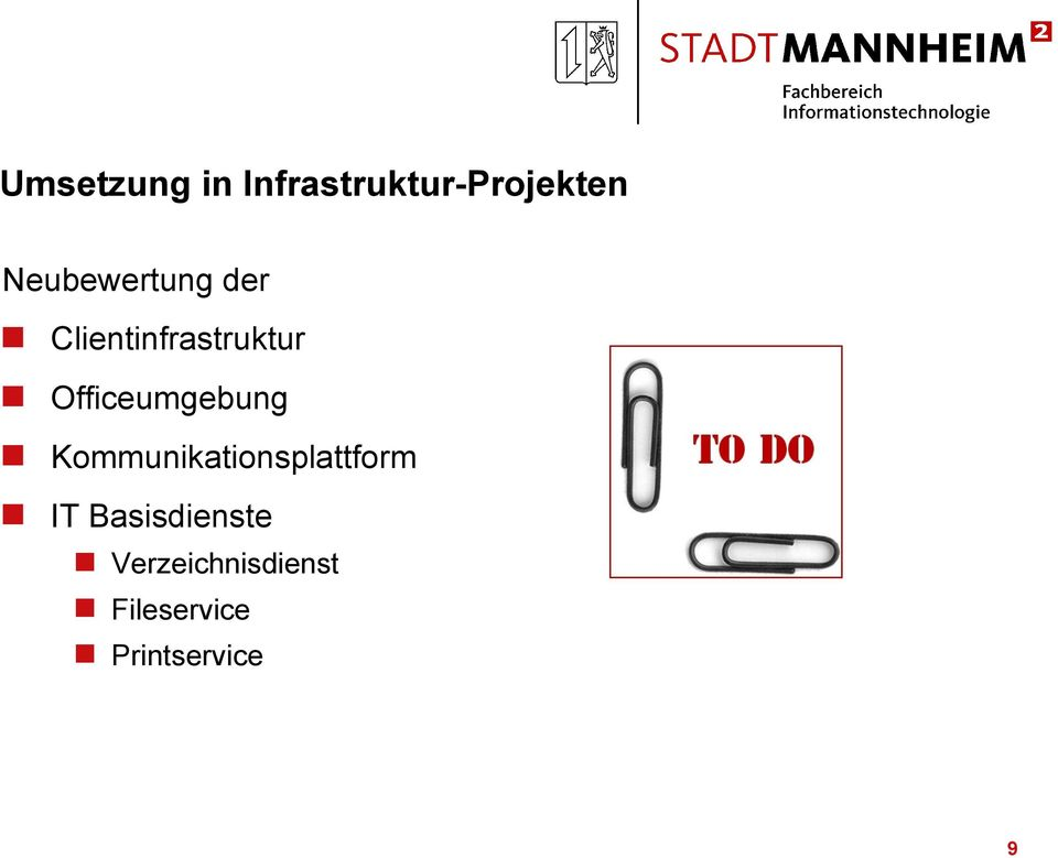 Officeumgebung Kommunikationsplattform IT