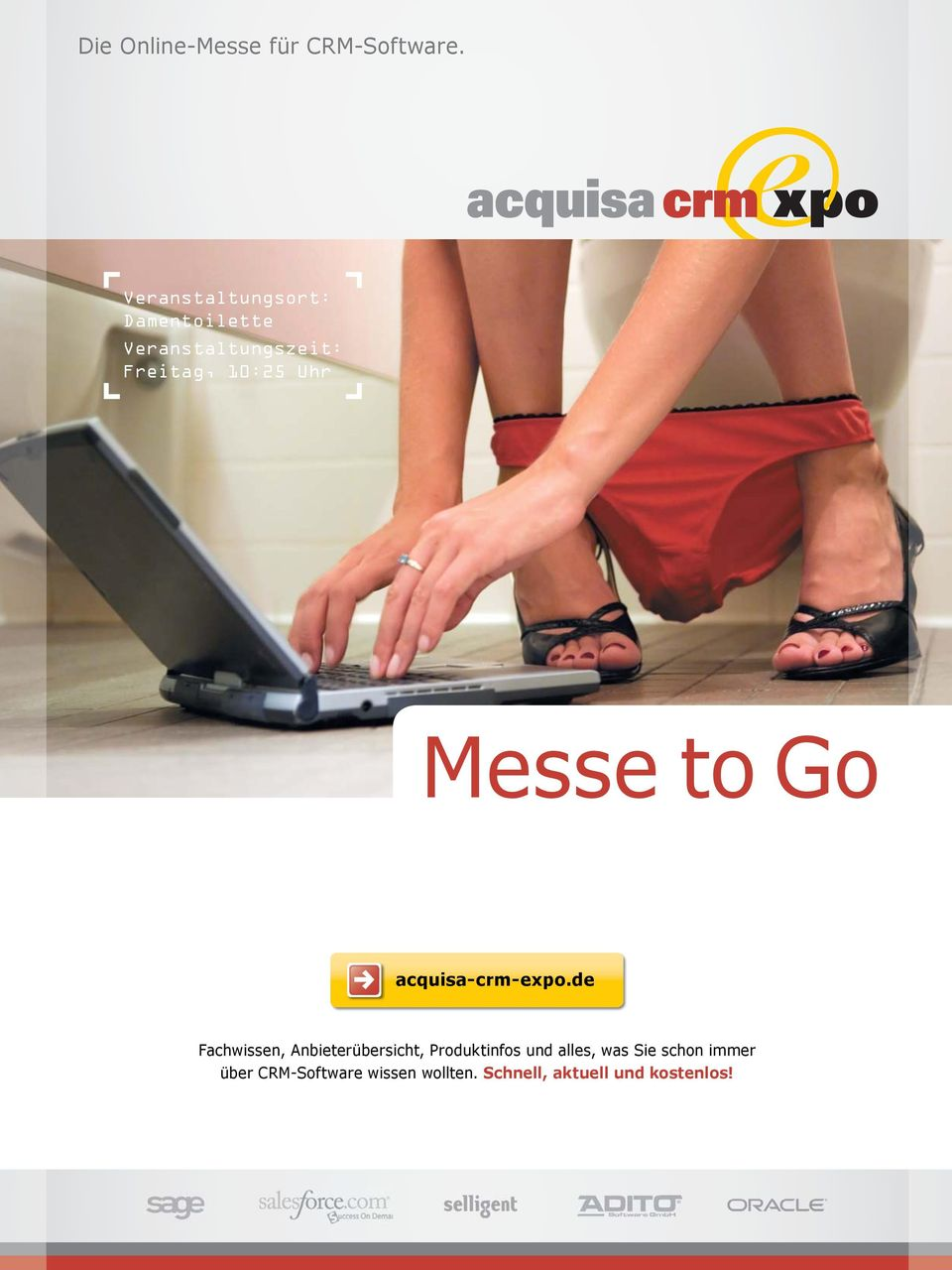 Uhr Messe to Go, acquisa-crm-expo.
