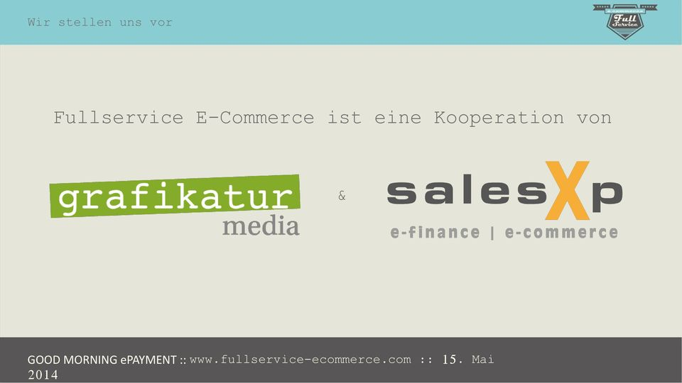 E-Commerce ist