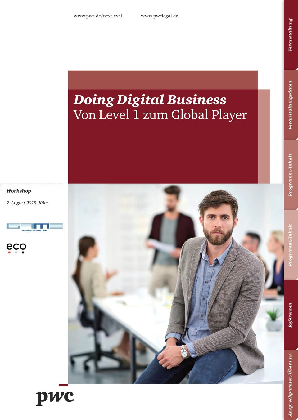 de Doing Digital Business Von
