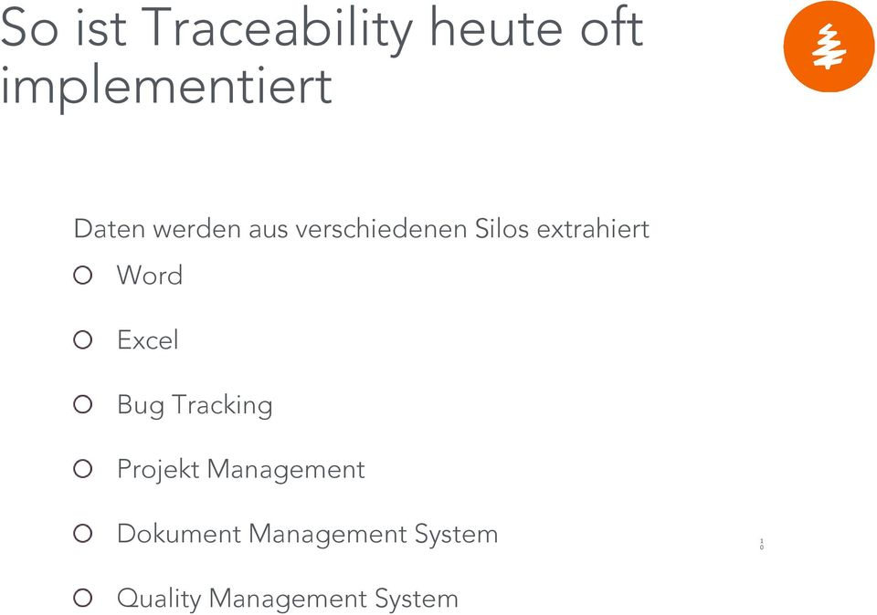 Word Excel Bug Tracking Projekt Management