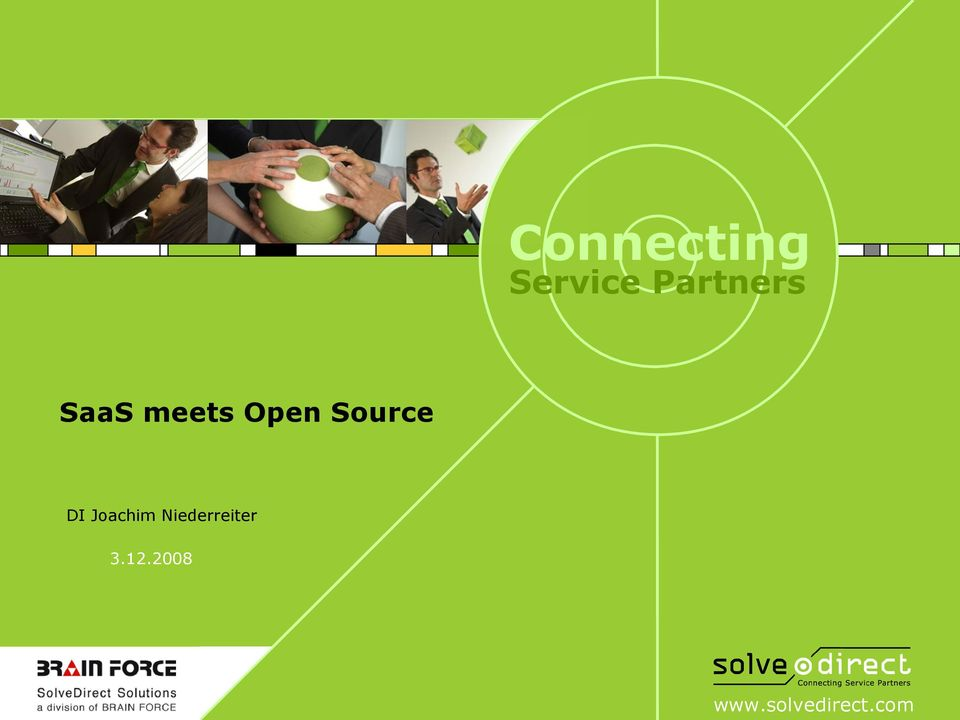 Open Source DI