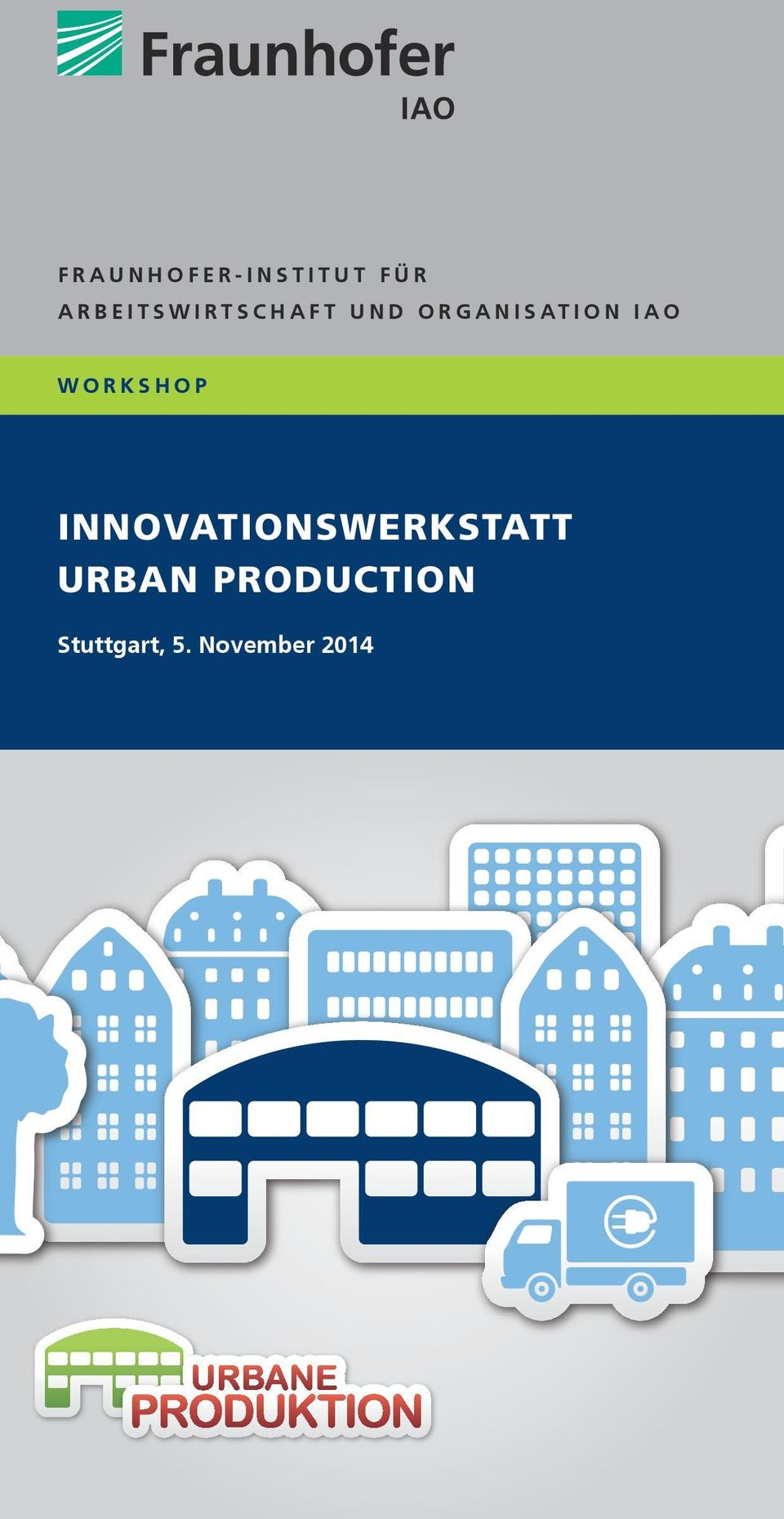 iao Workshop Innovationswerkstatt