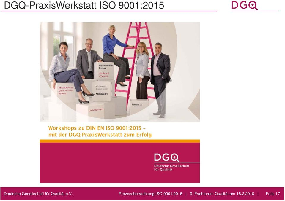 v. Prozessbetrachtung ISO 9001:2015 9.