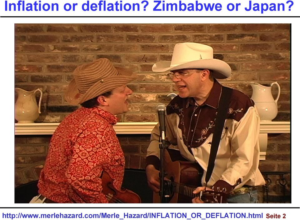 Tell me if you can: Will we be become Zimbabwe or will we be