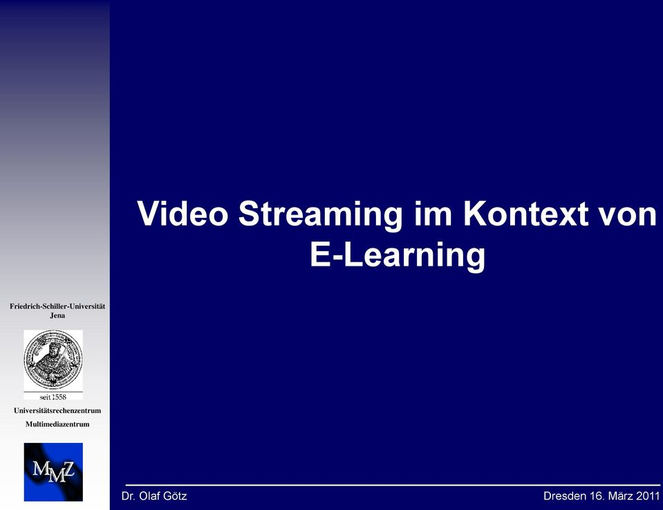 E-Learning Dr.