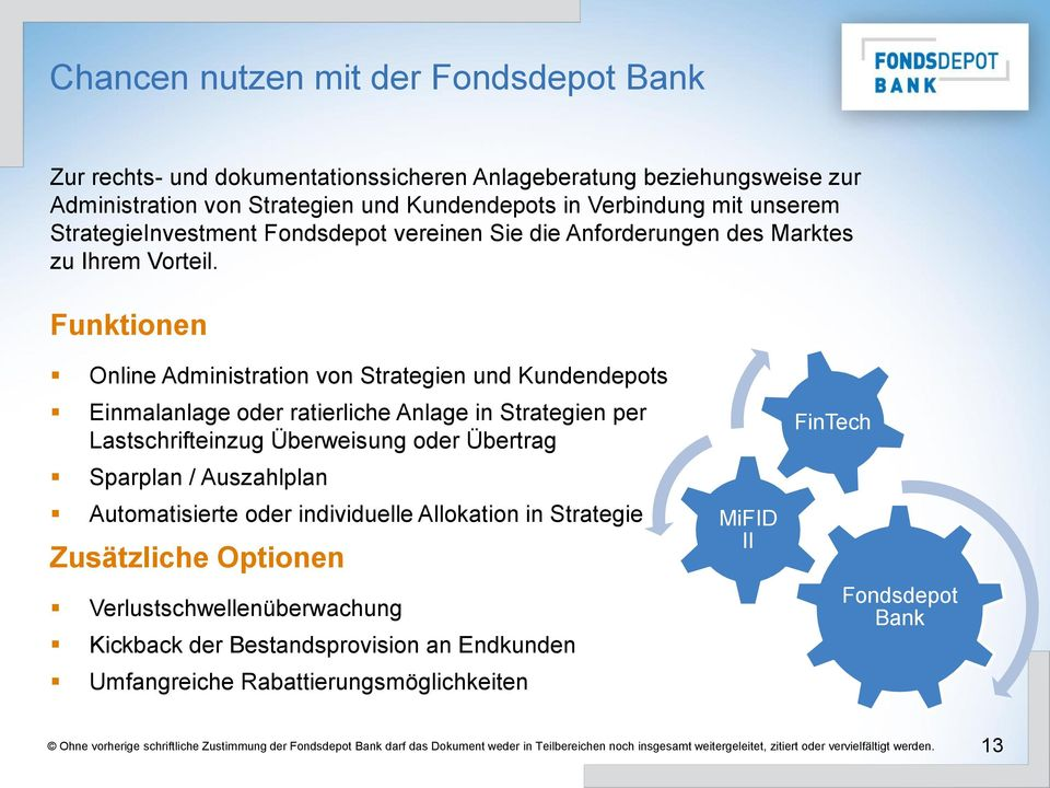 fondsdepot bank login