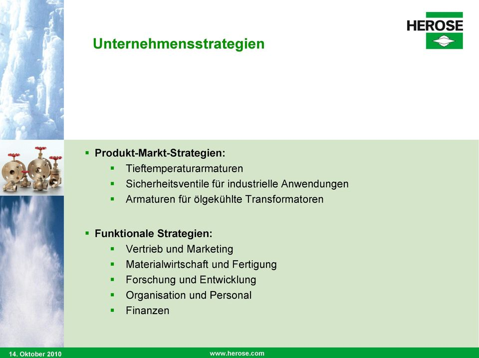 Transformatoren Funktionale Strategien: Vertrieb und Marketing