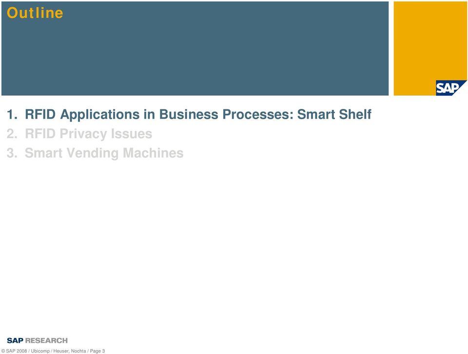 Processes: Smart Shelf 2.