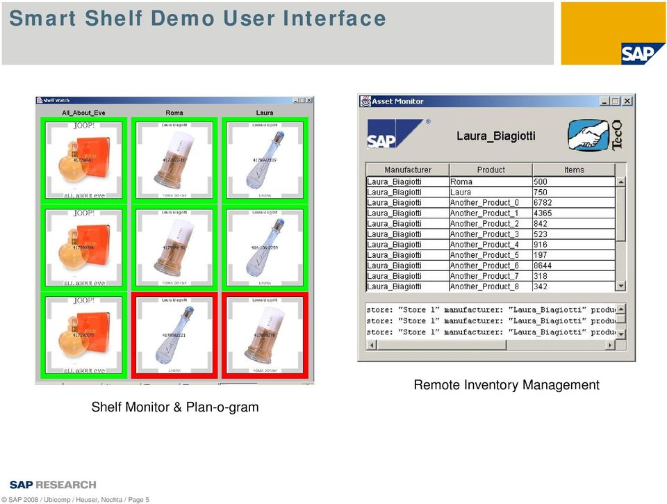 Remote Inventory Management SAP