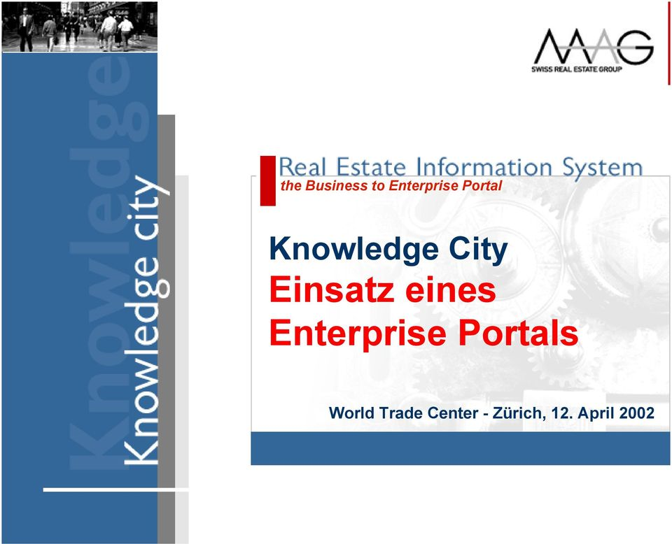 Enterprise Portals World Trade