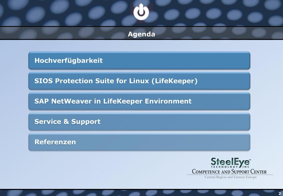 (LifeKeeper) SAP NetWeaver in